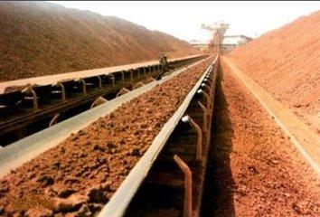 英国ALUFER矿业集团在几内亚Bel Air铝土矿项目第一期基建完工