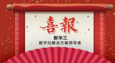 """新华三路由器等产品成功中标""""中采"""""""