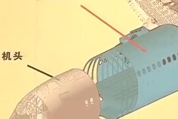 """大江奔流:""""江西造""""C919大部件 助力长江经济带航空梦"""