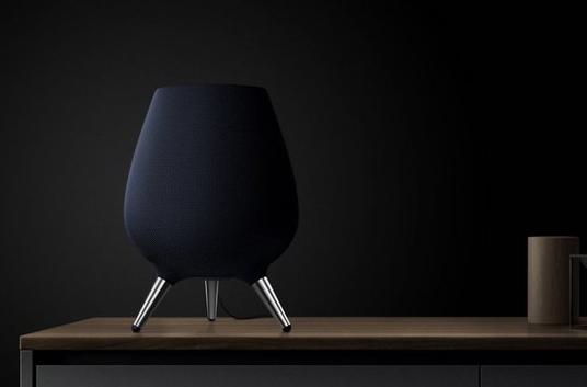与苹果正面交锋,三星首款智能音箱发布!