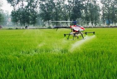 湖南省2018年继续开展植保无人飞机购置补贴试点
