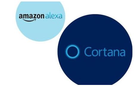 亚马逊和微软完成了Alexa和Cortana的整合,挑战苹果 Siri 和谷歌助手
