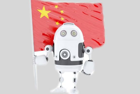 中国机器人迎黄金发展期,中国工业机器人连续5年全球第一!