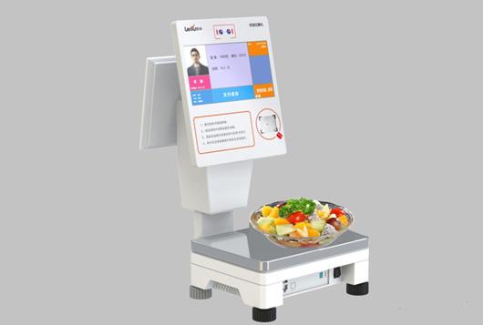 小牛智能推出自助餐称重结算系统 实现无人收银