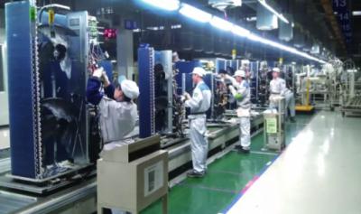 大金空调以智能制造,助力中国制造业转型升级