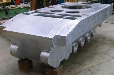 """美军未来战车""""独门绝技"""":焊接不用焊条用摩擦"""