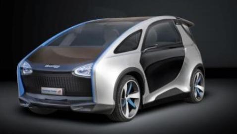 Sion太阳能车:边行驶边充电 苔藓可当空调