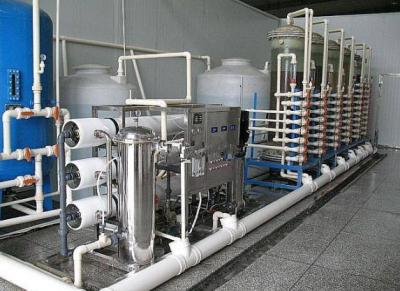 GMP对制药用水制备装置的要求分析