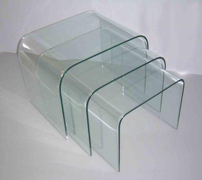 引起钢化玻璃弯曲的原因分析