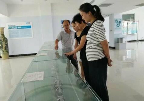 灵宝市档案局深入豫西轴承股份有限公司开展调研