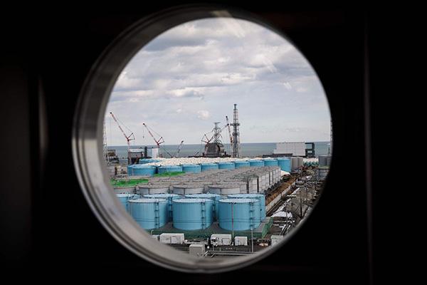 日本福岛核电站含氚水测出放射性碘超标:半衰期长达1570万年