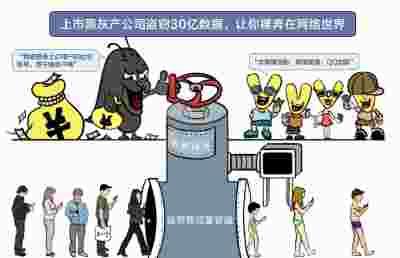 史上最大数据泄露案告破,新三板上市公司瑞智华胜涉盗取个人信息