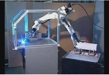 机器人焊接系统的组成及小工具介绍
