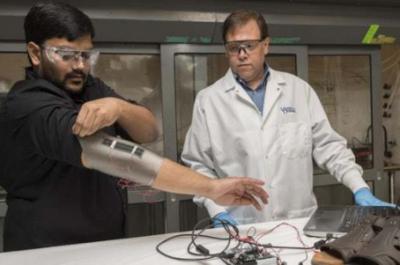 碳纳米管涂层可穿戴面料可检测各种压力和运动 有望用于术后监测