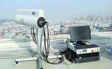 3D激光雷达360度扫描监测 助力天津监测空气质量