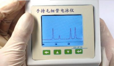 浙大团队微型分析仪器新品——掌上电泳捧
