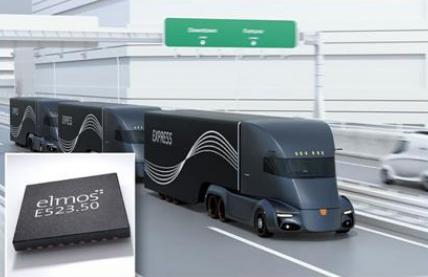 elmos推出用于无刷直流电机应用的三相半桥驱动器E523.50
