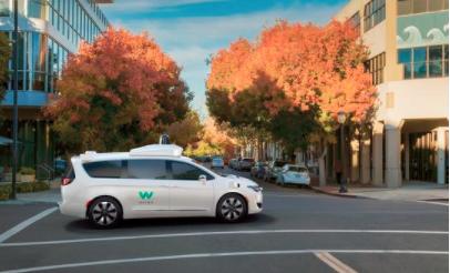 谷歌系自动驾驶企业 waymo在沪成立子公司