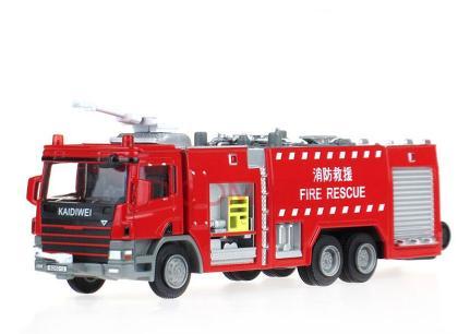 国产消防车与进口消防车的差距有多远?