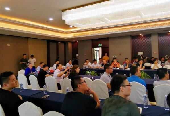 江苏省紧固件行业2018年上半年销售交流会议在连云港召开