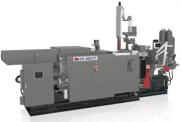 尚富TBC公司提前开启工业4.0模式 智能订制压铸装备泰国推介