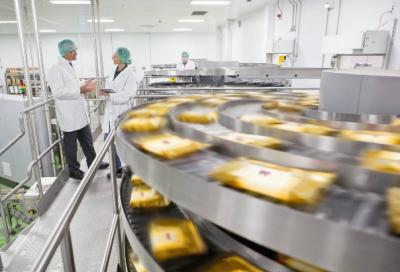 工业机器人在食品包装行业的应用
