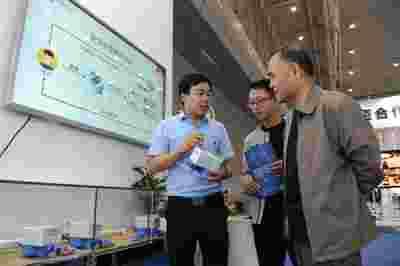 新疆平界:全国首款安全水表亮相第六届中国一亚欧博览会