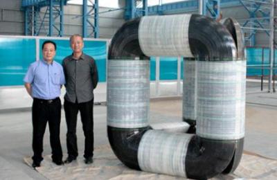海鸿电气:可生产世界最大的立体卷铁心变压器