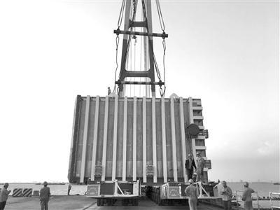 中国最大海水淡化项目蒸发器制成并顺利发货