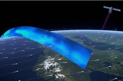 欧空局Aeolus卫星用激光监控全球风的动向 填补气象学数据空白