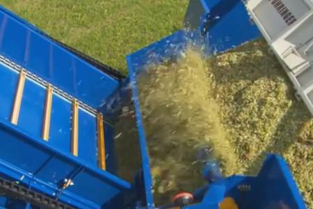 高科技农业 自动打捆机