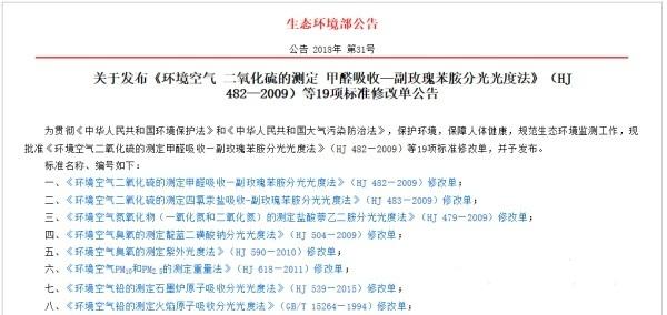 青岛众瑞针对《环境空气质量标准》改为参比状态或监测时状态的解决方案