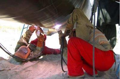 新疆油建破解变壁厚全自动焊接工艺难题 中俄东线全线推广