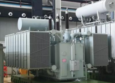 山东电气造出国内容量最大天然酯绝缘油变压器 燃点高过300℃