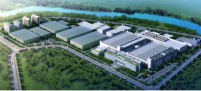 弘芯半导体二期项目开工,立志成为全球第二大CIDM晶圆厂