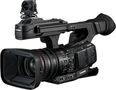 佳能发布新旗舰机型XF705专业摄像机