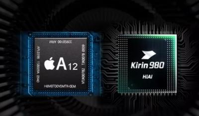 """华为与苹果争""""世界首款7纳米"""",台积电成大赢家"""