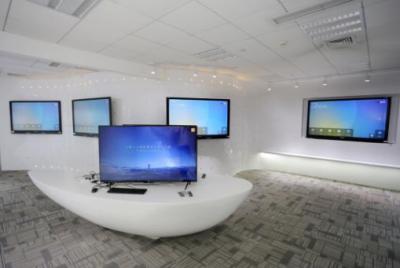 鸿合商用交互平板服务国家战略试验区