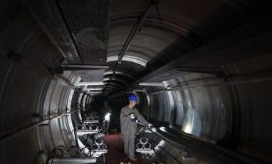 温州首条电力隧道鹿城区七都岛电力隧道进入敷设阶段 揭开神秘面纱!