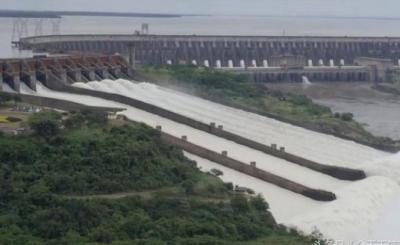 伊泰普水电站:曾经是世界最大水电站 如今却被三峡超越