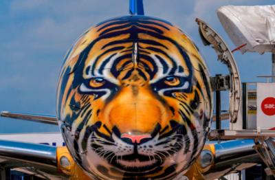 飞机也能不一样!阿克苏诺贝尔航空涂料与巴西航空公司惊艳合作