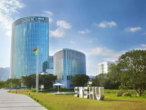 """三棵树上海设总部,""""双总部""""架构助力全球化战略"""