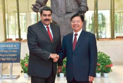 委内瑞拉总统马杜罗访中石油总部,释放了几重含意?