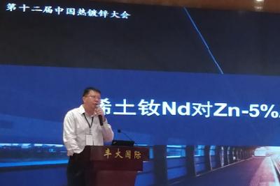 行业专家齐聚合肥!共赴第十二届中国热镀锌大会