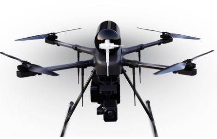 "BSHARK发布了氢动力无人机""Narwhal 2"",提升续航时间"