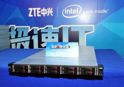中兴联合Intel发布三款存储新品,提供了面向未来存储的解决方案