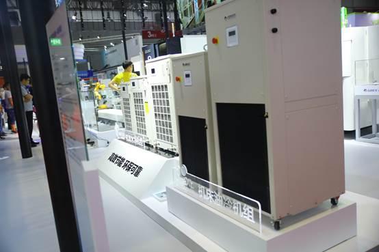 """格力专为数控机床打造的""""空调""""——格力油冷机"""
