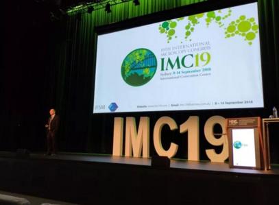 """显微界国际盛会:""""第十九届国际显微学术会议""""在悉尼隆重召开"""