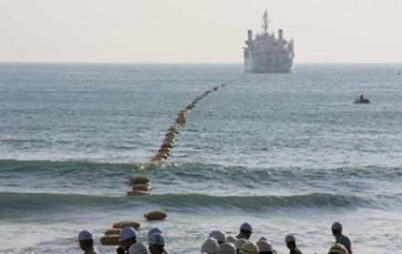 Flexenclosure将为ICN2海底光缆建造eCentre cable登陆站