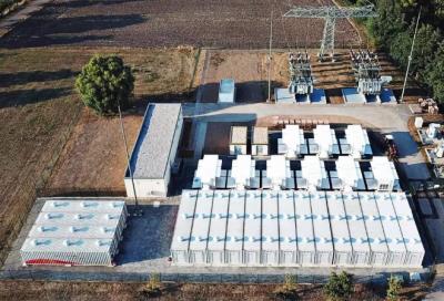 南都电源海外首个调频储能PCR项目在德国投运